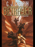 Betrayer: Paperback