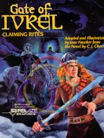 Gate of Ivrel Graphic Novel: Claiming Rites